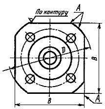 ГОСТ 12815-80 Фланцы арматуры, соединительных частей и трубопроводов на Ру от 0,1 до 20,0 МПа (от 1 до 200 кгс/кв. см). Типы. Присоединительные размеры и размеры уплотнительных поверхностей (с Изменениями N 1, 2, 3, 4, 5)