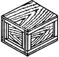 ГОСТ 5959-80 Ящики из листовых древесных материалов неразборные для грузов массой до 200 кг. Общие технические условия (с Изменениями N 1, 2)