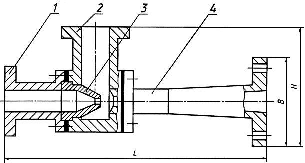 ГОСТ Р 51114-97 Установки пенного пожаротушения автоматические. Дозаторы. Общие технические требования. Методы испытаний