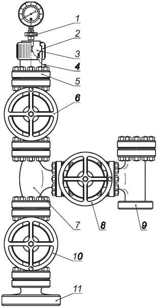 ГОСТ Р 51365-2009 Нефтяная и газовая промышленность. Оборудование для бурения и добычи. Оборудование устья скважины и фонтанное устьевое оборудование. Общие технические требования