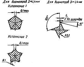 ГОСТ 7722-77 (СТ СЭВ 1168-78) Развертки ручные цилиндрические. Конструкция и размеры (с Изменением N 1)