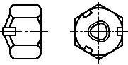 ГОСТ 27017-86 Изделия крепежные. Термины и определения (с Изменением N 1)