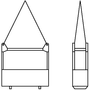 ГОСТ 33168-2014 Краны грузоподъемные. Оборудование для подъема людей. Требования безопасности (с Поправкой)