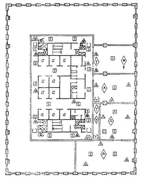 ГОСТ 28130-89 (СТ СЭВ 6301-88) Пожарная техника. Огнетушители, установки пожаротушения и пожарной сигнализации. Обозначения условные графические