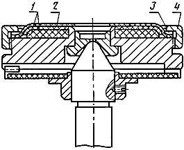 ГОСТ 18976-73 Ткани текстильные. Метод определения стойкости к истиранию (с Изменениями N 1, 2, с Поправкой)