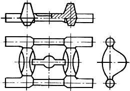 ГОСТ 1215-79 Отливки из ковкого чугуна. Общие технические условия (с Изменениями N 1, 2)