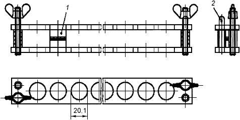 ГОСТ 32299-2013 (ISO 4624:2002) Материалы лакокрасочные. Определение адгезии методом отрыва