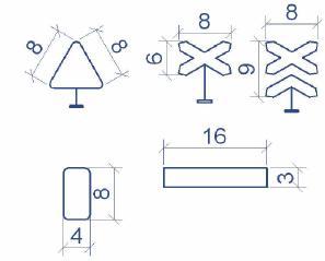 ГОСТ 01.207-2013 Система проектной документации про строительства (СПДС). Условные графические обозначения нате чертежах автомобильных дорог