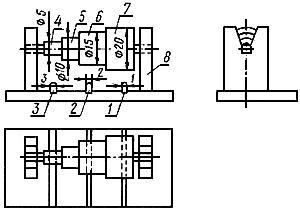 ГОСТ 6806-73 (СТ СЭВ 2546-80) Материалы лакокрасочные. Метод определения эластичности пленки при изгибе (с Изменениями N 1, 2)