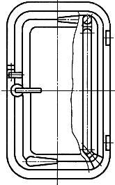 ГОСТ 25088-98 Двери судовые. Технические условия