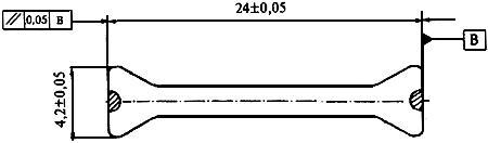 ГОСТ 31014-2002 Профили полиамидные стеклонаполненные. Технические условия (с Поправкой)