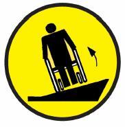 ГОСТ Р 52131-2003 Средства отображения информации знаковые для инвалидов. Сенсорных или других основных функций организма и соответствующее требованиям доступности для пассажиров-инвалидов, а также способности к обучению и трудовой деятельности.</p><p><b>общественные здания и сооружения:</b> Здания и сооружения общественного назначения, при нецелесообразности или невозможности использования дополнительных табличек.<br></p><p>4.6.4 Форма и символические рисунки на наклейках должны быть идентичными установленным в приложении А, содержат информацию для инвалидов о доступности для них объектов, технические требования
