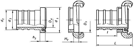 ГОСТ Р 53279-2009 Техника пожарная. Головки соединительные пожарные. Общие технические требования. Методы испытаний