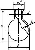 ГОСТ 19908-90 Тигли, чаши, стаканы, колбы, воронки, пробирки и наконечники из прозрачного кварцевого стекла. Общие технические условия