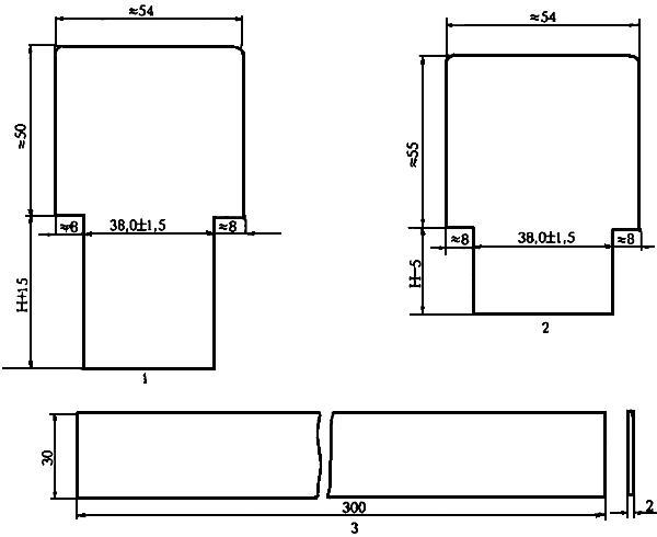 ГОСТ 30744-2001 Цементы. Методы испытаний с использованием полифракционного песка (с Поправкой)
