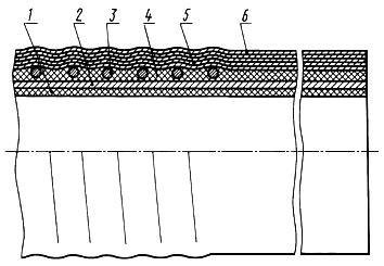 ГОСТ 5398-76 Рукава резиновые напорно-всасывающие с текстильным каркасом неармированные. Технические условия (с Изменениями N 1-5)