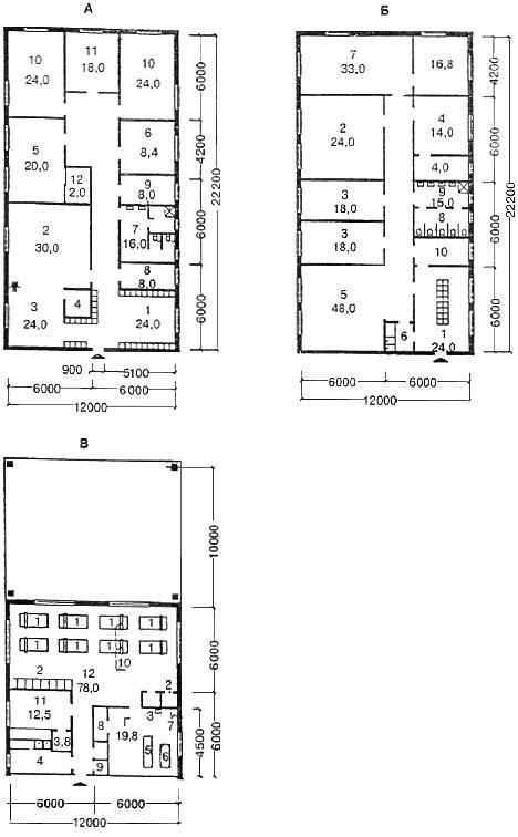 СП 150.13330.2012 Дома-интернаты для детей-инвалидов. Правила проектирования (с Изменением N 1)