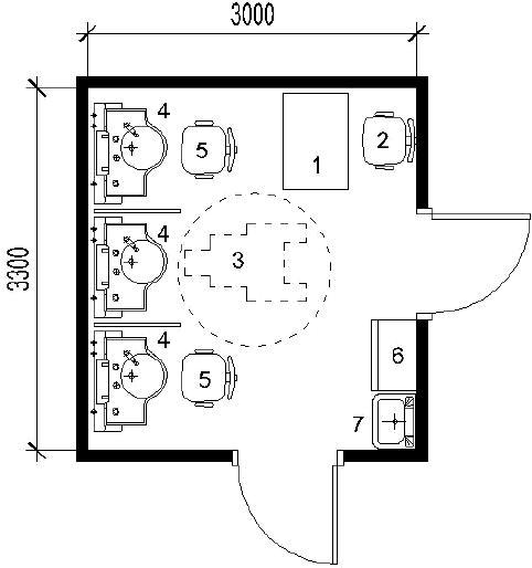 СП 144.13330.2012 Центры и отделения гериатрического обслуживания. Правила проектирования (с Изменением N 1)